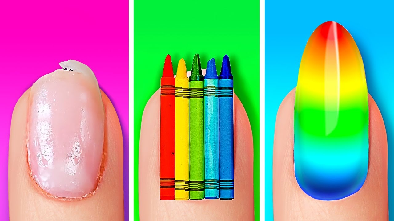 FANTASTIC BEAUTY COMPILATION    Mesmerizing Nail Design, Makeup Tricks And Hair Styling Tips