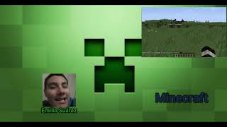 Bumper Emilio Suárez estas viendo Minecraft 2019-presente