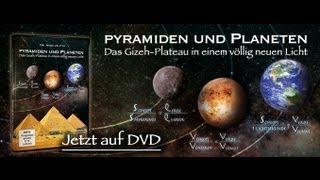 Pyramiden und Planeten - Das Gizeh-Plateau in einem völlig neuen Licht (Hans Jelitto)