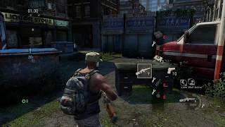 How to do the Run Glitch/Crabwalk animation in TLOU