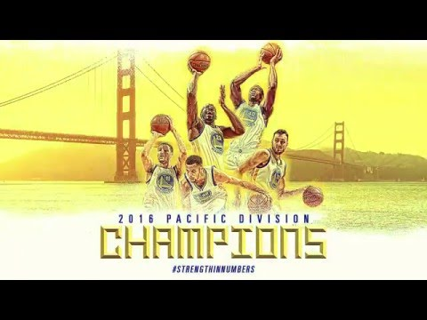 Clinching the Pacific Division