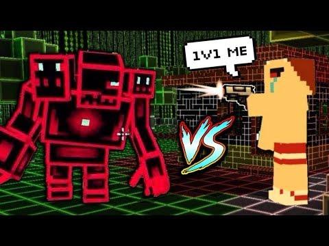 NOOB with WORST Gun vs. FINAL BOSS! (Pixel Gun 3D)