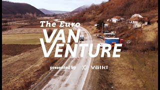 Skiing in War torn Former Yugoslavia || Euro Vanventure Part 2