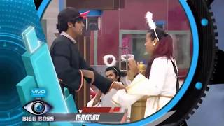 Bigg boss 21/09/17 Promo 1 |Aarav beats Suja so much