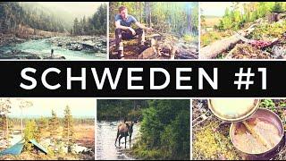 SCHWEDEN TREKKING TOUR #1 - 2016 (DEUTSCH) | www.MaxGreen.Info