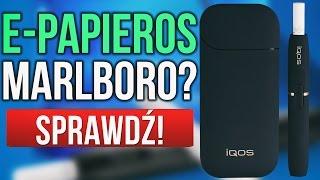 E-papieros Marlboro? Recenzja IQOS od Philip Morris