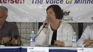 Governor Candidates Debate At Farmfest- Full Video