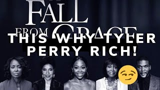 A FALL FROM GRACE! SPOILER ALERT! (summary+review)...WTH Tyler?!