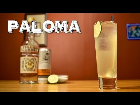 Paloma  How to Make the Mexican Highball with Tequila & Grapefruit Soda