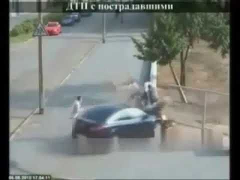 cctv footage luck by chance