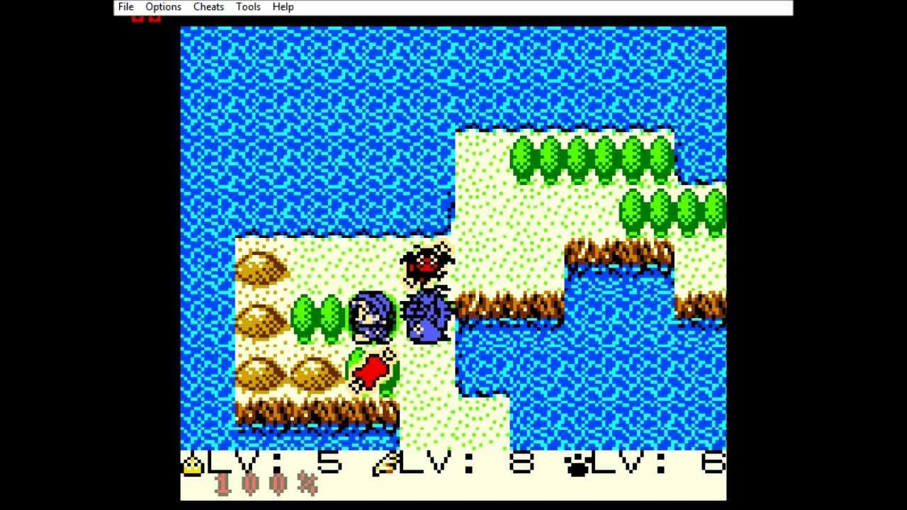 Gameboy color and advance rpg games - Dragon Warrior Monsters Rpg De Gbc Gameplay En Espa Ol Ep 3