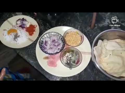easy-#-tasty-#nagercoil-appala-puttu-#