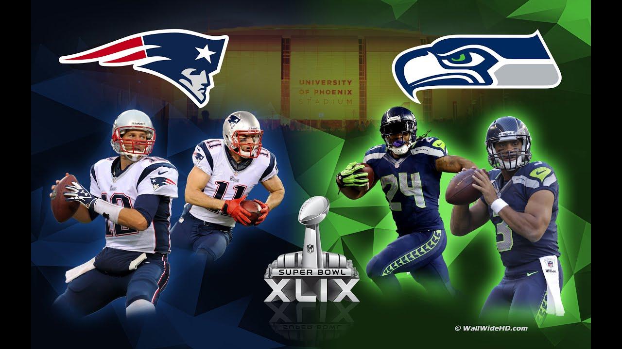 ... Patriots vs. Seattle Seahawks: Super Bowl XLIX Trailer - YouTube