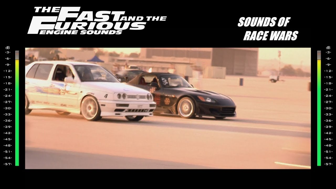 The Fast and the Furious (2001) | Soundeffects Wiki ...