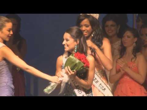 Crowning Moment Miss Rhode Island Teen USA 2014