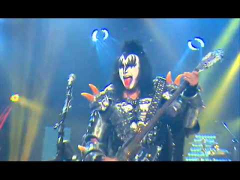 KISS confirm Las Vegas residency promo! -- future Carcass? -- Metallica on ESPN -- Hellyeah new vid