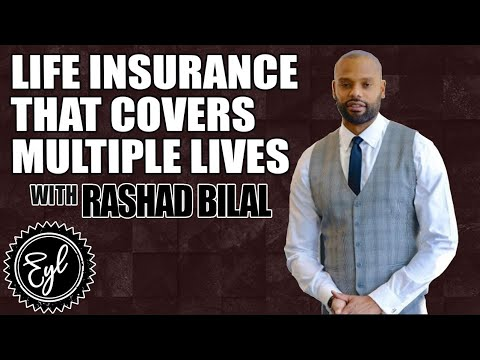 LIFE INSURANCE THAT COVERS MULTIPLE LIVES