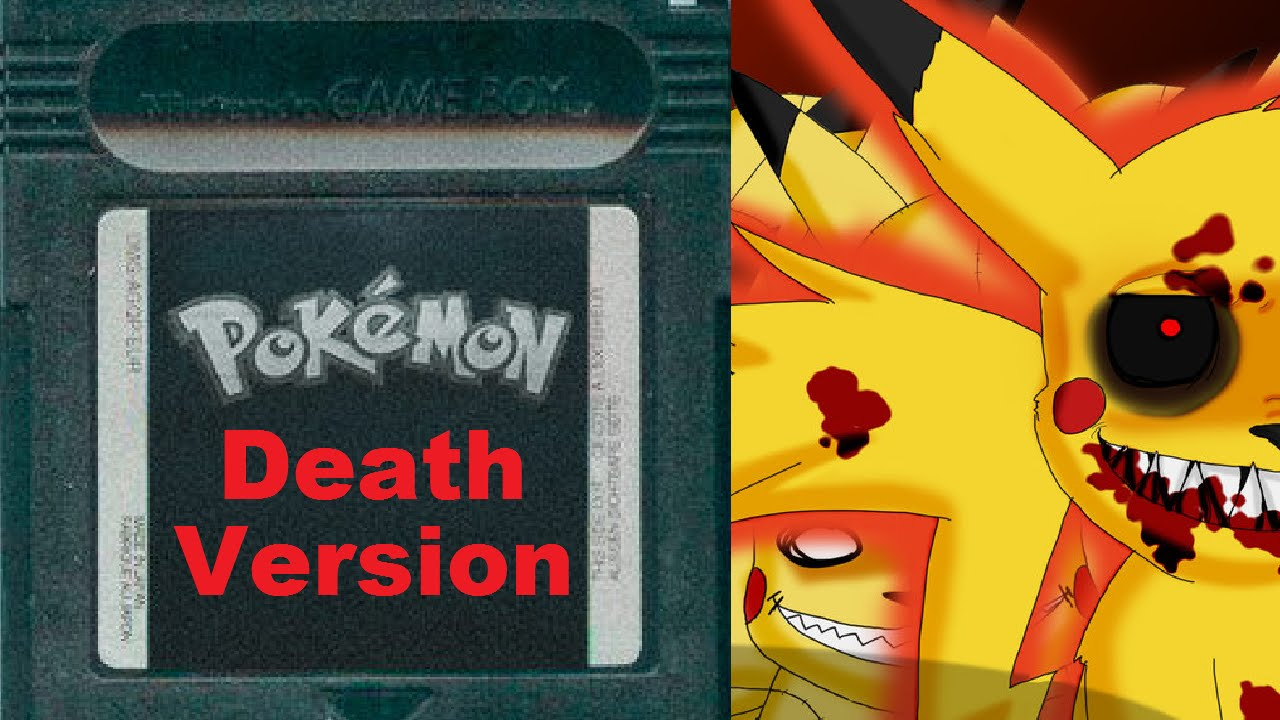 pokemon death version pikachu is going to kill us youtube. Black Bedroom Furniture Sets. Home Design Ideas