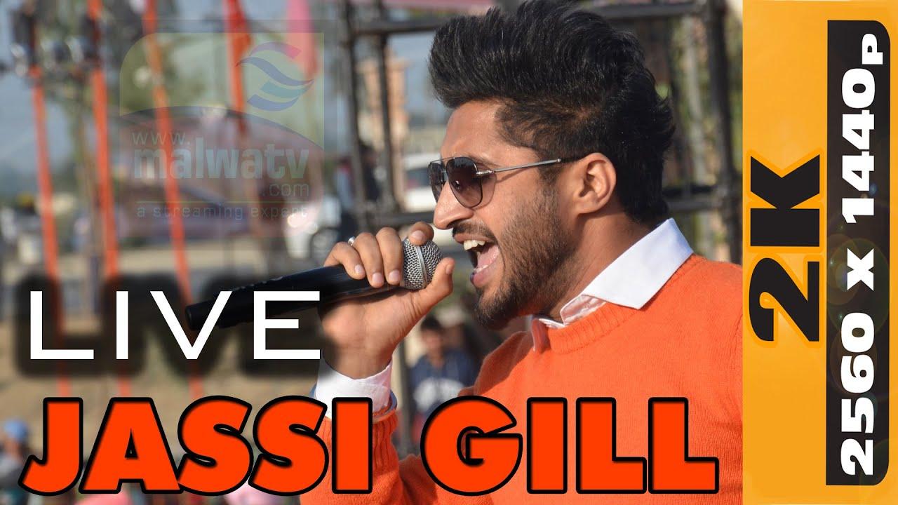 JASSI GILL || LIVE PERFORMANCE at UMRA NANGAL (Amritsar) MELA - 2015 || Full HD ||