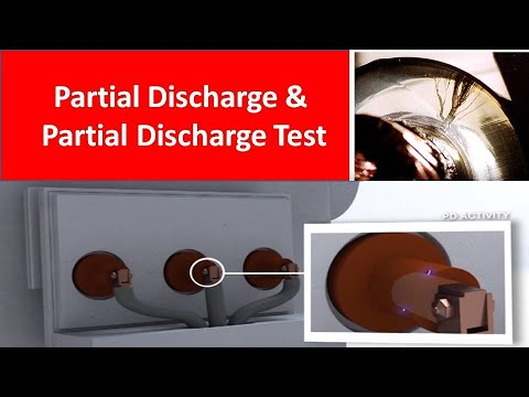 PD TEST/ Partial Discharge Test/Partial Discharge On Electrical Equipment