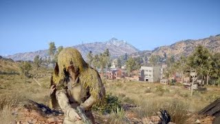 Solo Sniper Ghost Mode Extreme Limited HUD - The Mule Doctors - Ghost Recon Wildlands