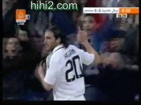 ريال مدريد 6 - 1 ريال بيتيس 2009