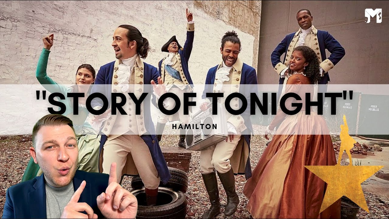 HAMILTON | STORY OF TONIGHT | Full Performance - Musical Theatre Coach Reacts