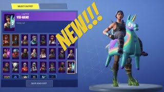 "FORTNITE BATTLE ROYALE NEW ITEM SHOP STREAMERS REACT TO NEW FEMALE ""YEE-HAW!"" SKIN!"