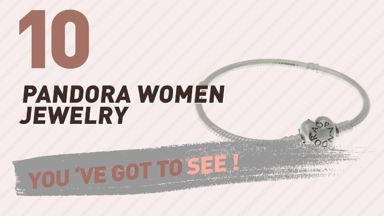 c85ea774c Pandora Heart Bracelet Women Jewlery // New & Popular 2017 - YouTube