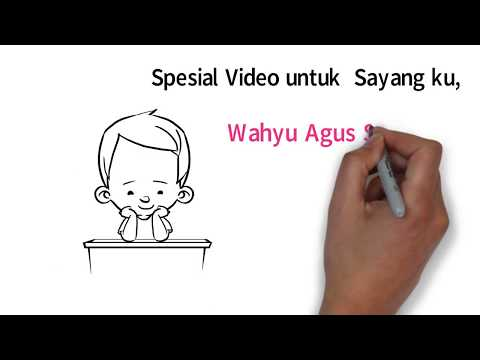 Try make a video for birthday :D