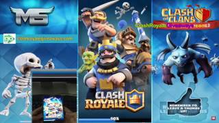 Clash Royale Hack - Clash Royale Unlimited Gems Glitch - Clash Royale Hack (Android/IOS)