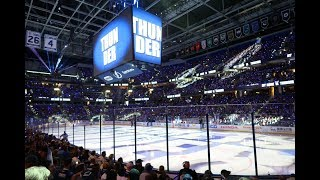 We Want The Cup! The Tampa Bay Lightning Playoff Experience 2018