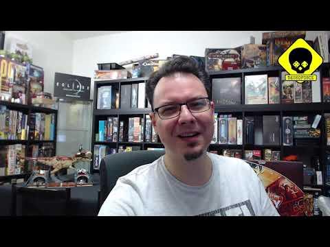 Ranní káva s Petrem (nové hry, HeroQuest EU, North Star Games)