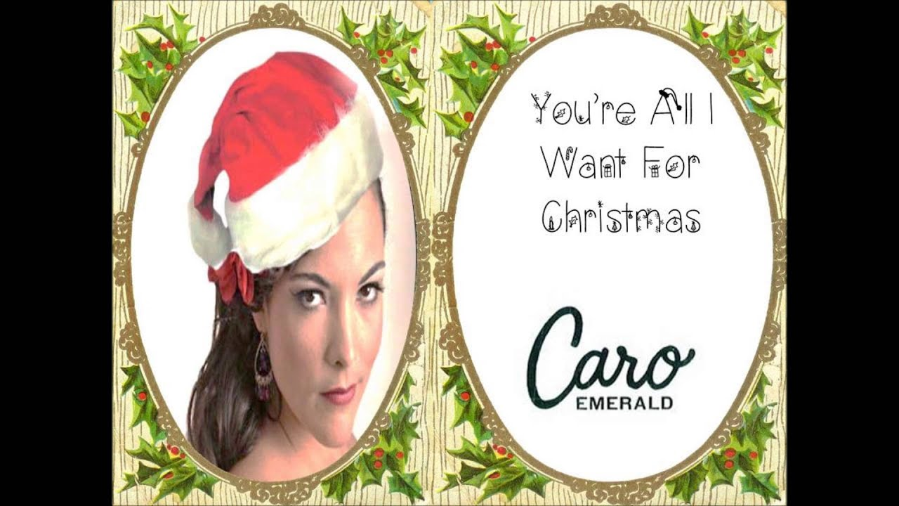 Caro Emerald & Brook Benton - You're All I Want For Christmas ...