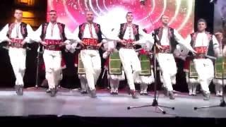 Неврокопският ансамбъл за народни песни и танци се завърна от турнето си в Нови Сад