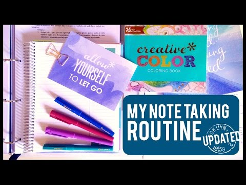 How to Type your Notes // My Note-Taking Tips