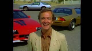 BreakThru 82 Chevrolet Celebrity And Camaro Competitive Comparison