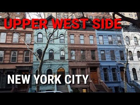 Exploring Upper West Side - NYC Vlog