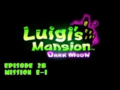 Luigi's Mansion: Dark Moon - Episode 28: Mission E-1 (No Commentary)