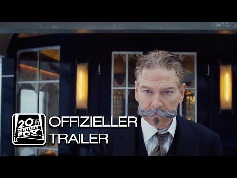 Mord im Orient Express | Trailer | German Deutsch HD (2017)