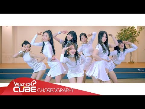 CLC(씨엘씨) - 'To the sky' (Choreography Practice Video)