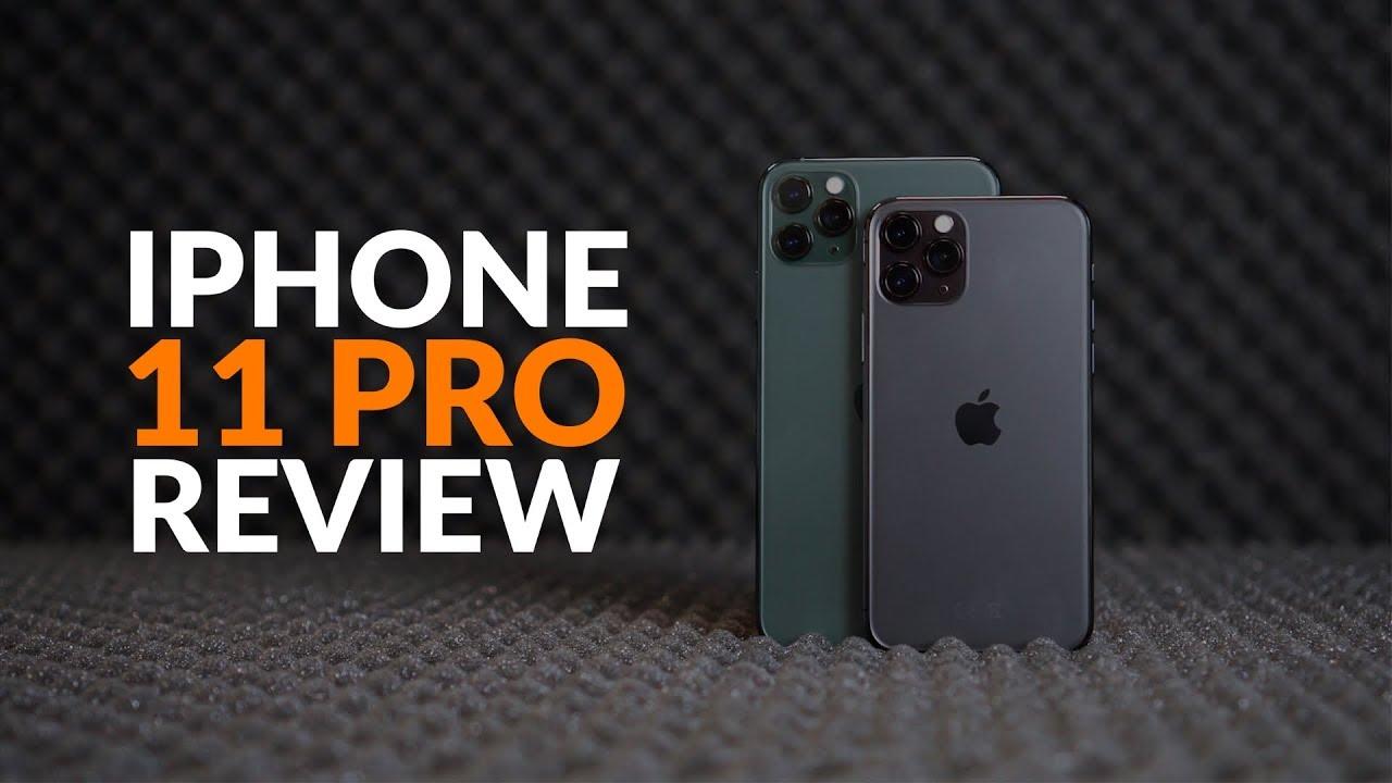 iPhone 11 Pro en Pro Max review: geweldige camera, accuduur en meer!