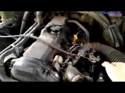 Toyota Hiace 3l Engine Manual - YouTube