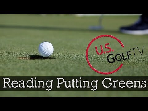 The Best Putting Green Tip to Read Breaks