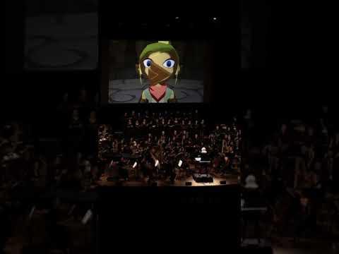 Legend of Zelda: Symphony of the Goddesses@ Sydney Opera house