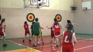 Баскетбол девочки
