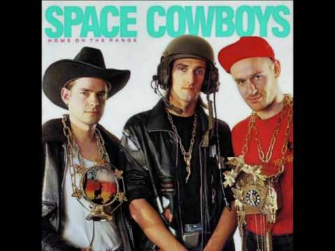 """Space Cowboys """"Home On The Range"""" (1990)"""