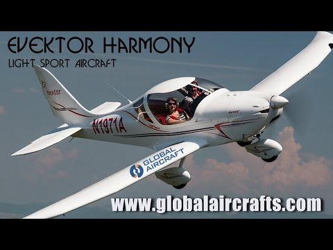 Globalaircraft – new Evektor Aircraft distributor for the southern U.S. and Brazil.