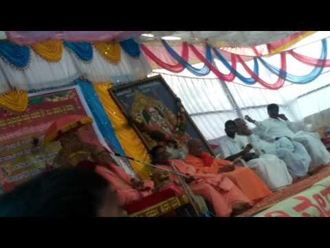 Speech by Shivakumar swamy bidar