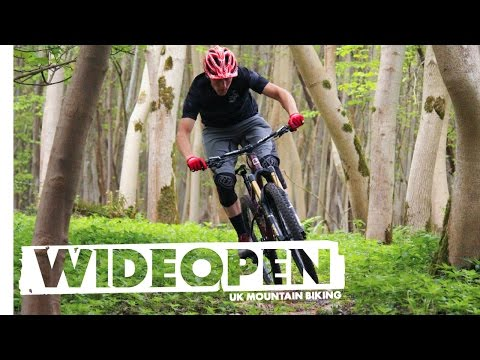 Starling Cycles Swoop review - a handmade, steel enduro mountain bike